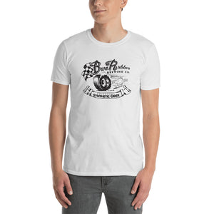 Short-Sleeve Unisex T-Shirt, Burn Rubber Brewery Apparel