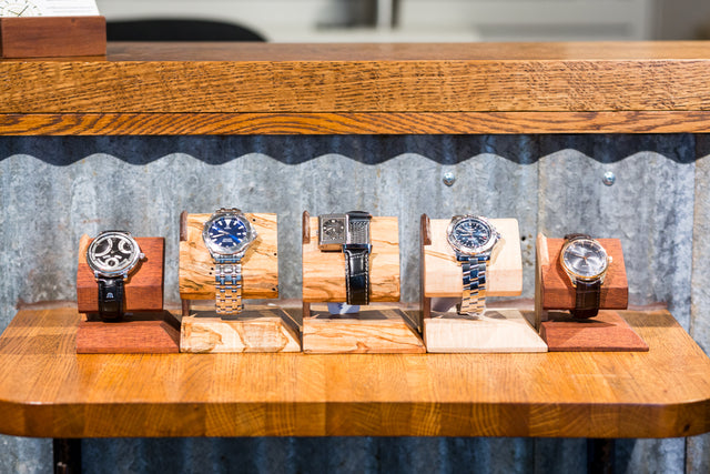 Wide Selection of Pre-Owned Watches in Asheville, NC