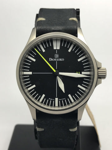 Damasko DS30 Yellow Accents