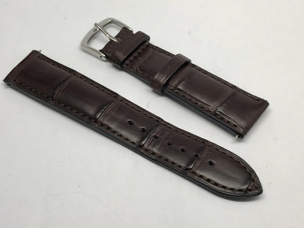 Visconti Alligator Strap