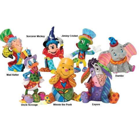 Britto Figurines