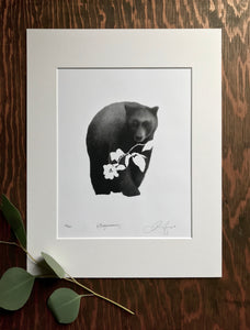"""Gizaanaang"" Limited Edition Print"