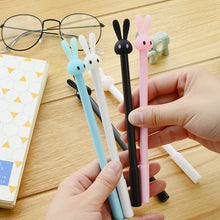 Load image into Gallery viewer, Cute Rabbit Gel Pens (4 Pack)
