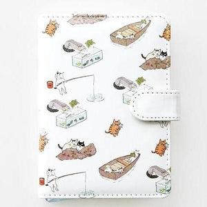 Creative Covers Illustration Notebook-Washi Whale