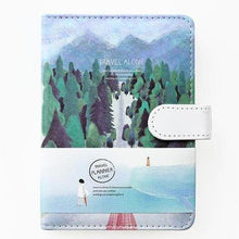 Load image into Gallery viewer, Creative Covers Illustration Notebook-Washi Whale