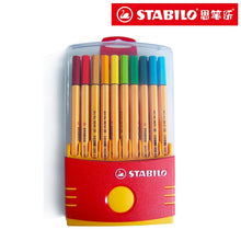 Load image into Gallery viewer, 10/20Pcs STABILO Point 88 Fineliners