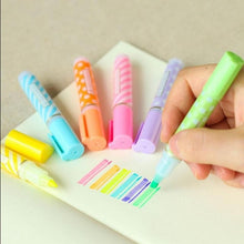 Load image into Gallery viewer, Mini Highlighter Pens-Washi Whale