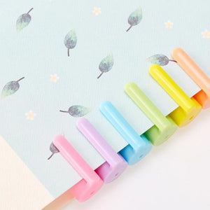 Mini Highlighter Pens-Washi Whale