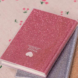 Sparkly Mini Notebooks-Washi Whale