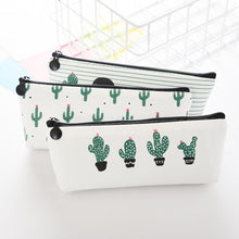 Load image into Gallery viewer, Cactus Pencil Case-Washi Whale