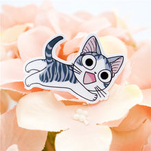 Load image into Gallery viewer, Cute Kitty Stickers (32 pieces)-Washi Whale