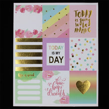 Load image into Gallery viewer, Love This Day Stickers-Washi Whale
