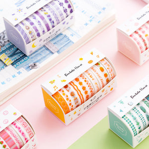 Skinny Patterns Washi Set-Washi Whale