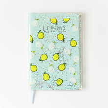 Load image into Gallery viewer, Sparkly Sequin Notebook-Washi Whale