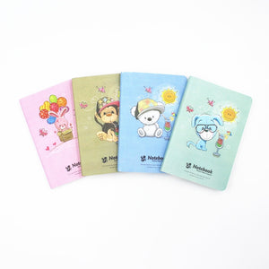 Cute & Cuddly Animal Planner-Washi Whale