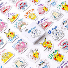 Load image into Gallery viewer, Pokemon Loose Stickers (45Pcs)