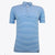 Druids Golf - Mens Smart Stripe Polo (Blue)