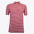 Druids Golf - Mens Smart Stripe Polo (Red)