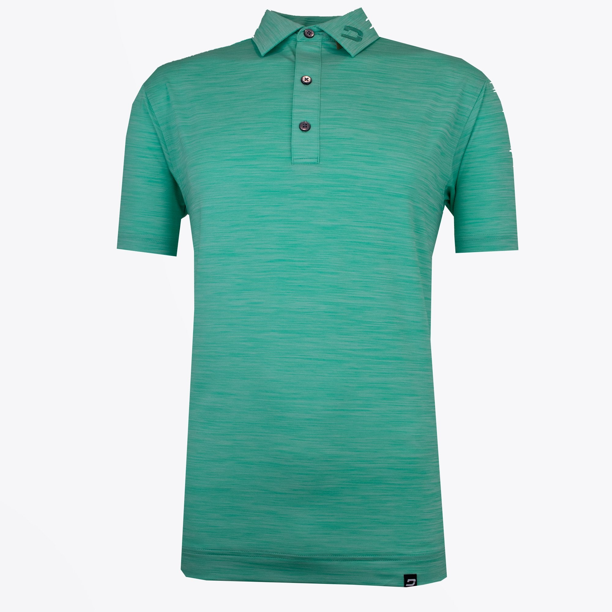 Druids Golf - Mens Flek Polo (Green)