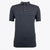 Druids Golf - Mens Pin Stripe Polo (Charcoal)