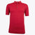 Druids Golf - Mens Pin Stripe Polo (Red)