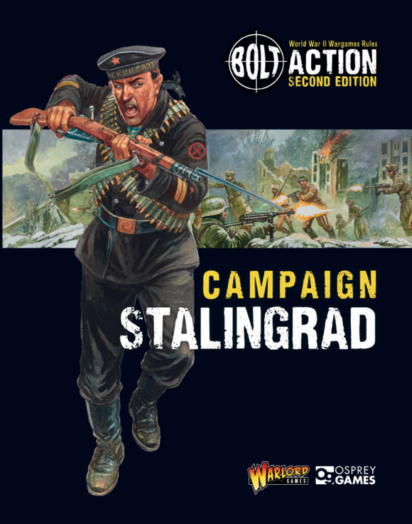 Stalingrad Campaign Book - Game State Store