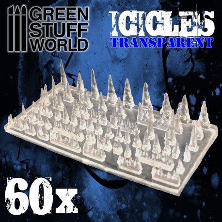 GSW KIT (MAQUETTE) - Resin Stalactites and Icicles