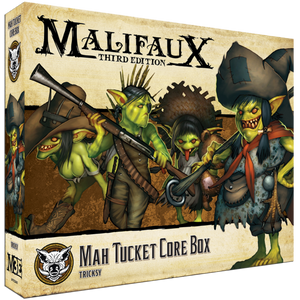 Mah Tucket Core Box - M3e - Game State Store