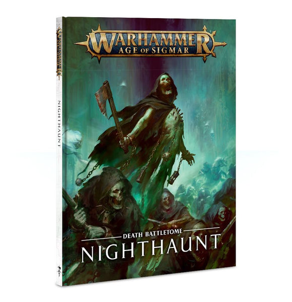 BATTLETOME: NIGHTHAUNT (HB) (ENGLISH) - Game State Store