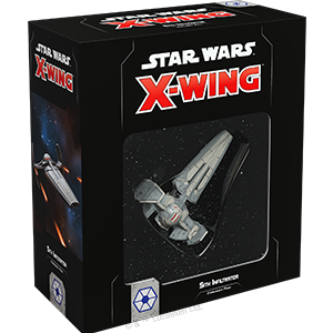 Star Wars X Wing 2nd Edition Sith Infiltrator Expansion Pack - Game State Store