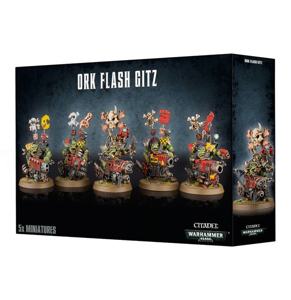 ORK FLASH GITZ - Game State Store