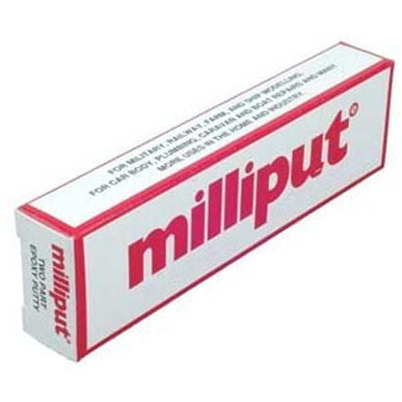 Milliput Standard Yellow-Grey Expoxy Putty