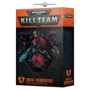 KILL TEAM: THETA-7 AQUISITUS (ENGLISH) - Game State Store