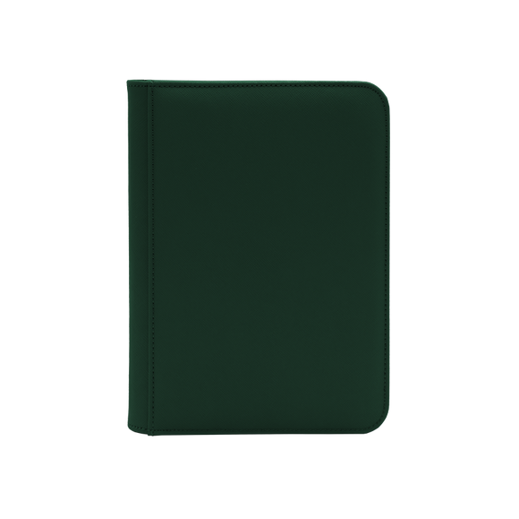 Dex Zipper Binder 4 - Green