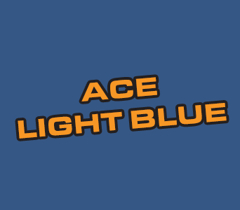 Secret Weapon Acrylics: Ace Light Blue - Game State Store
