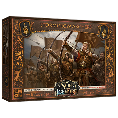 SIF: Stormcrow Archers - Game State Store