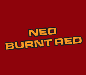Secret Weapon Acrylics: Neo Burnt Red - Game State Store