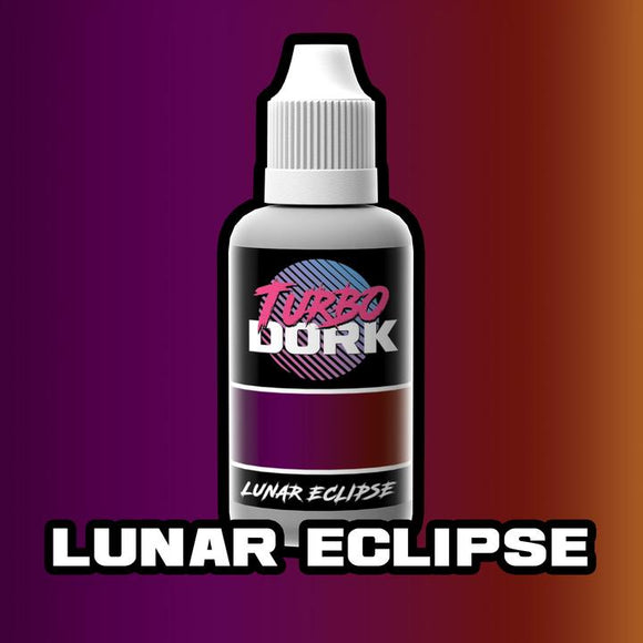 Turbo Dork Lunar Eclipse Colorshift Acrylic Paint - 20ml Bottle - Game State Store