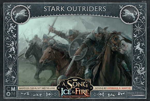 SIF: Stark Outriders - Game State Store