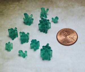 Crystals: Creation Pack - GREEN (10 - Game State Store