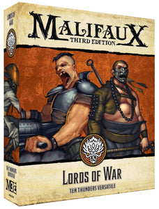 Lords of War - Game State Store