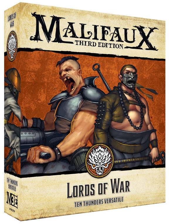 Lords of War Pre-order - Arrive Mar 2020 - Game State Store