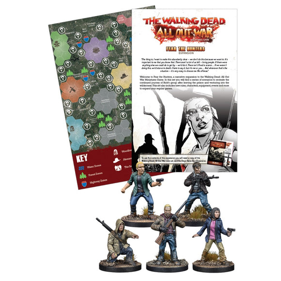 Fear the Hunters Expansion - Game State Store