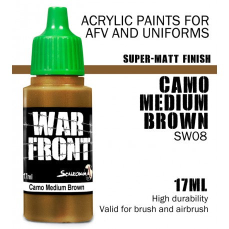 SW SS CAMO MEDIUM BROWN 17 mL - Game State Store