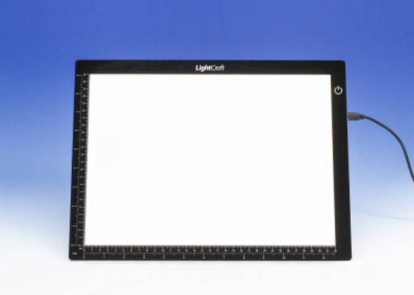 LIGHTCRAFT A4 LED Lightbox with Dimmer feature