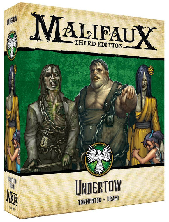 Undertow Pre-order - Arrive Jan 2020 - Game State Store