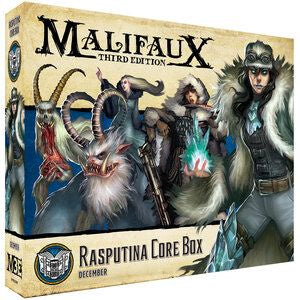 Rasputina Core Box Pre-order - Arrive Feb 2020 - Game State Store