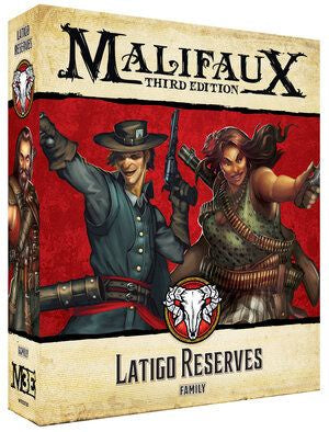 Latigo Reserves Pre-order - Arrive Feb 2020 - Game State Store