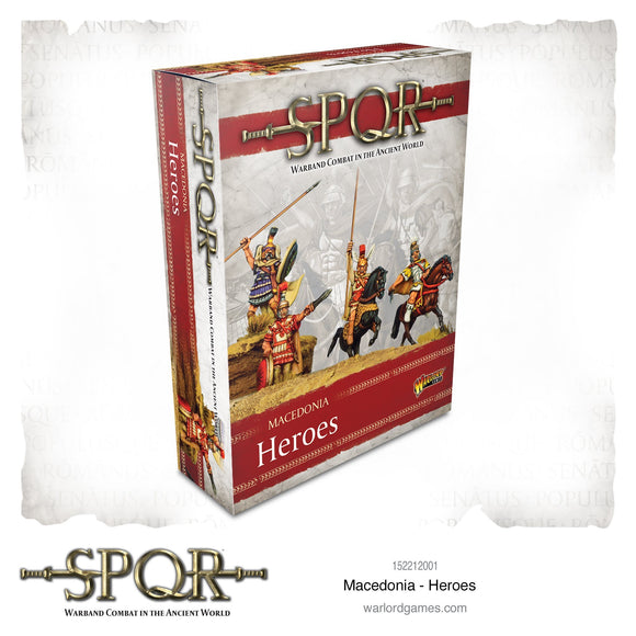 Macedonian Heroes - Game State Store