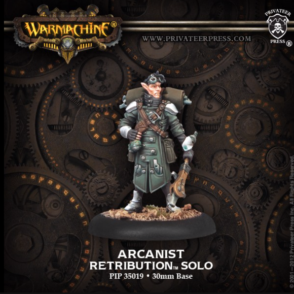 Arcanist - Retribution Solo